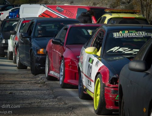 Tanda drift Can Padro 19/11/17